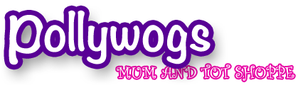 Pollywogs Mum and Tot Shoppe logo