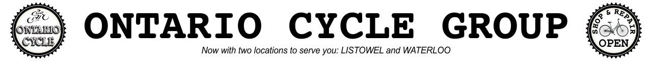 Ontario Cycle logo