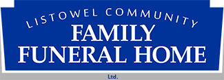 Listowel Community Family Funeral Home logo