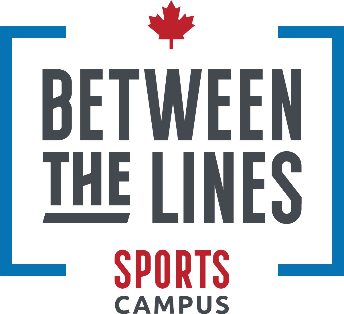 Between the Lines Sports Campus logo