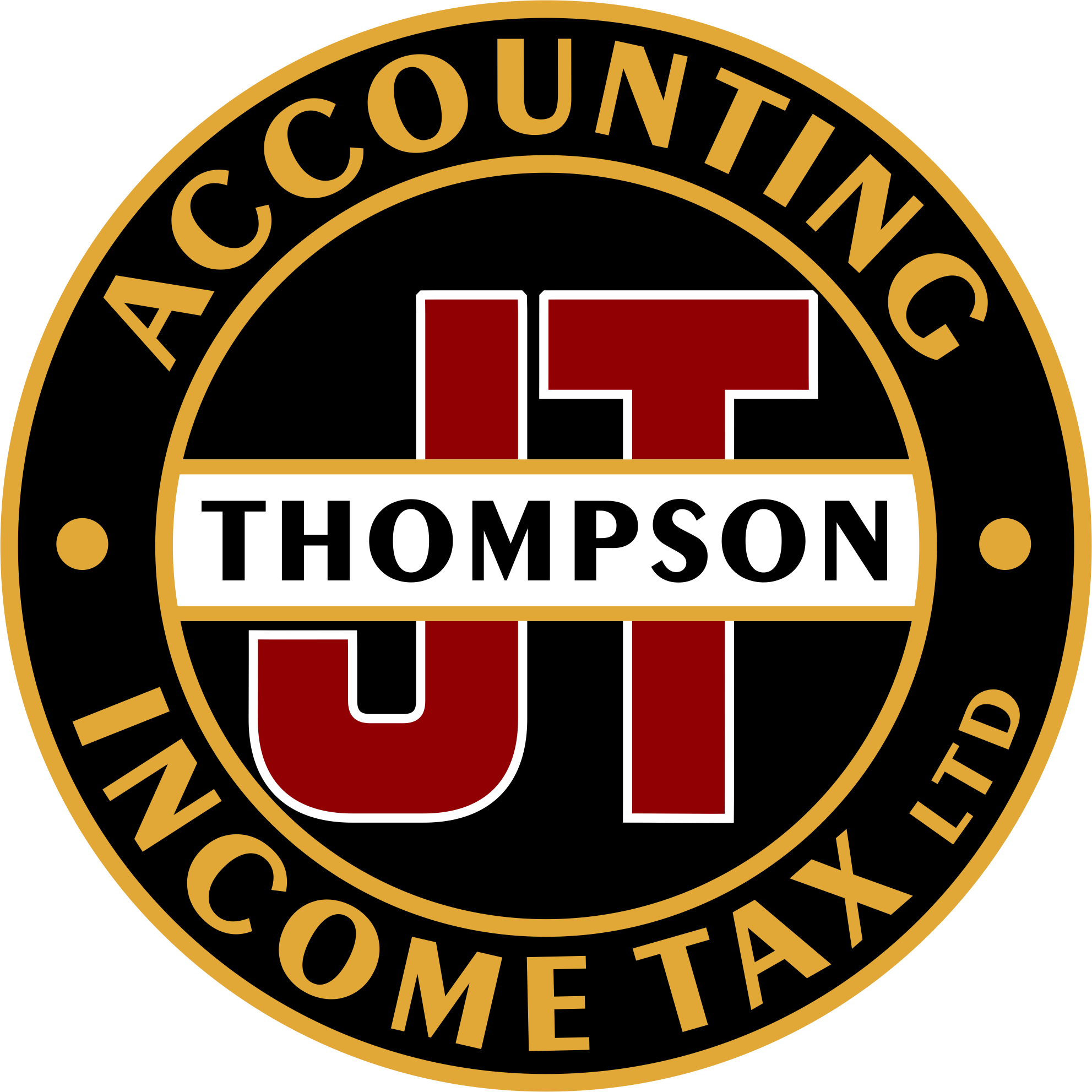 JT Thompson Accounting and Tax Ltd. logo