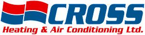 Cross Heating and Air Conditioning Ltd. logo