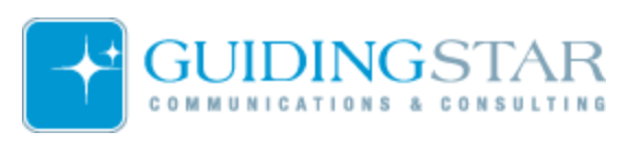 Guiding Star Communication and Consulting logo