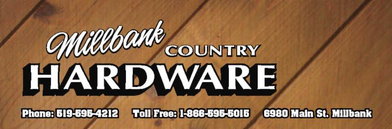 Millbank Country Hardware logo