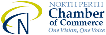 North Perth Chamber of Commerce logo